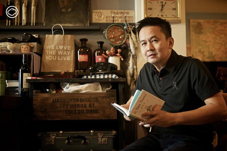 นักสะสมหนังสือ 'เจ้าชายน้อย' จากทั่วโลก : สุพจน์ โล่ห์คุณสมบัติ