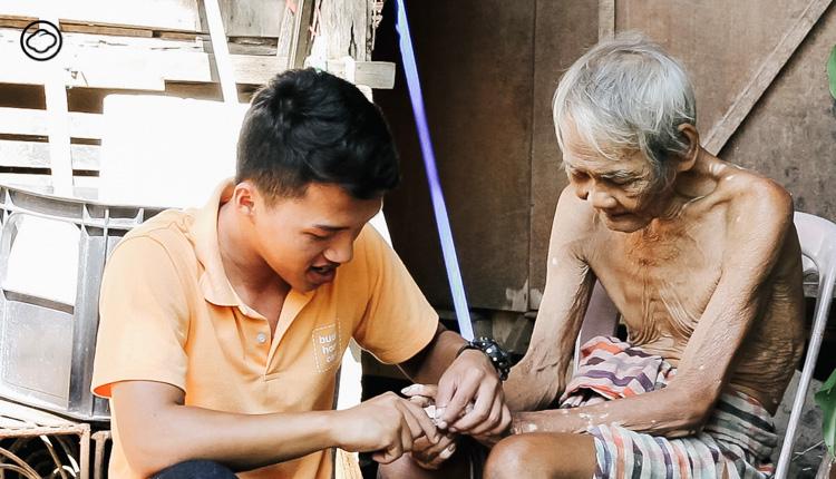 Buddy Homecare : SE ดูแลผู้สูงอายุที่แก้ไข 2 ปัญหาสังคมไปพร้อมกัน