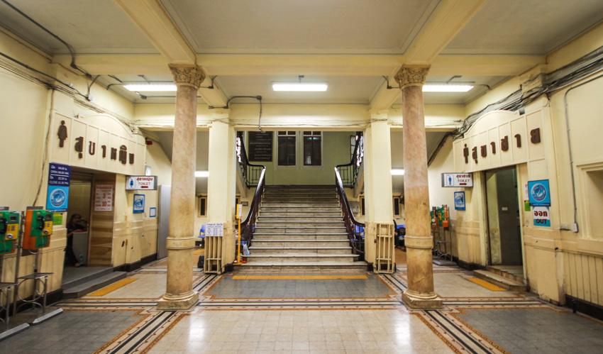 สถานีกรุงเทพ