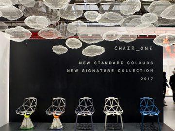 เดินทางไปพบโลกแห่งการออกแบบที่ Milan Furniture Fair 2017