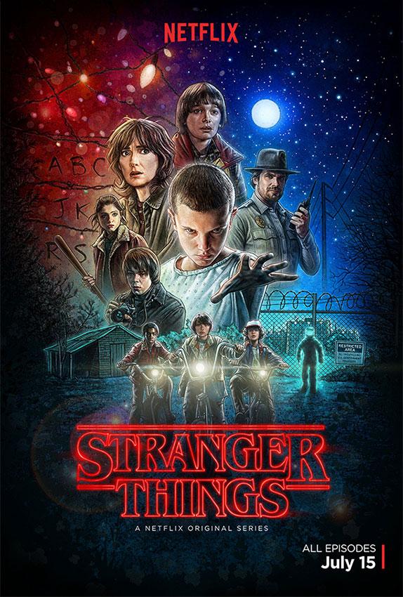 Netflix, Stranger Things