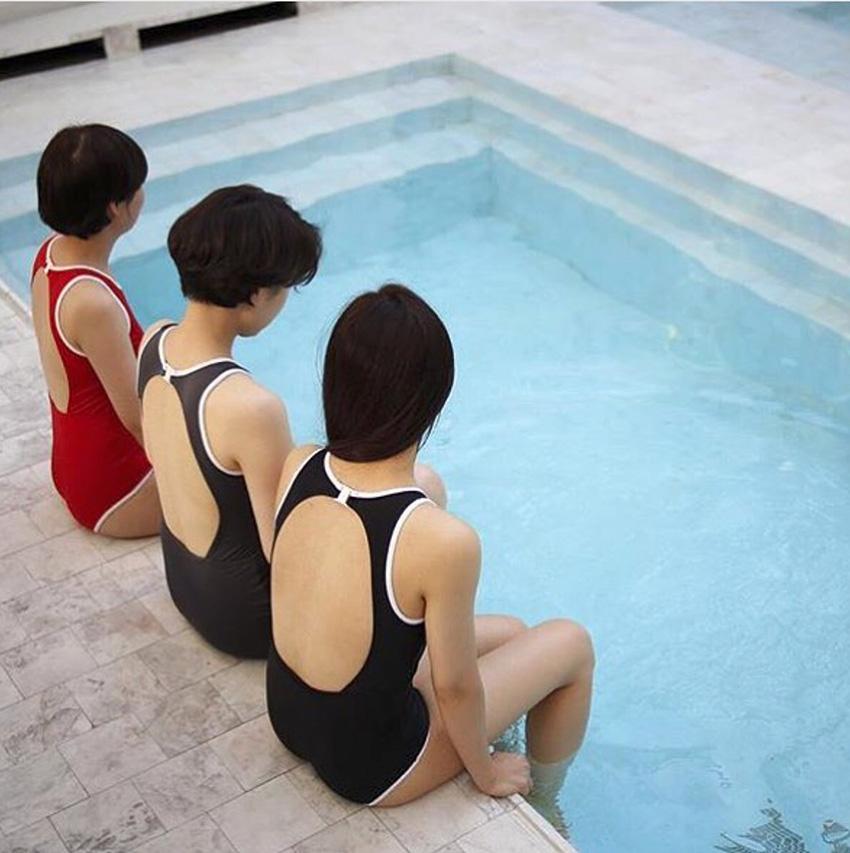 Aprilpoolday, ชุดว่ายน้ำ
