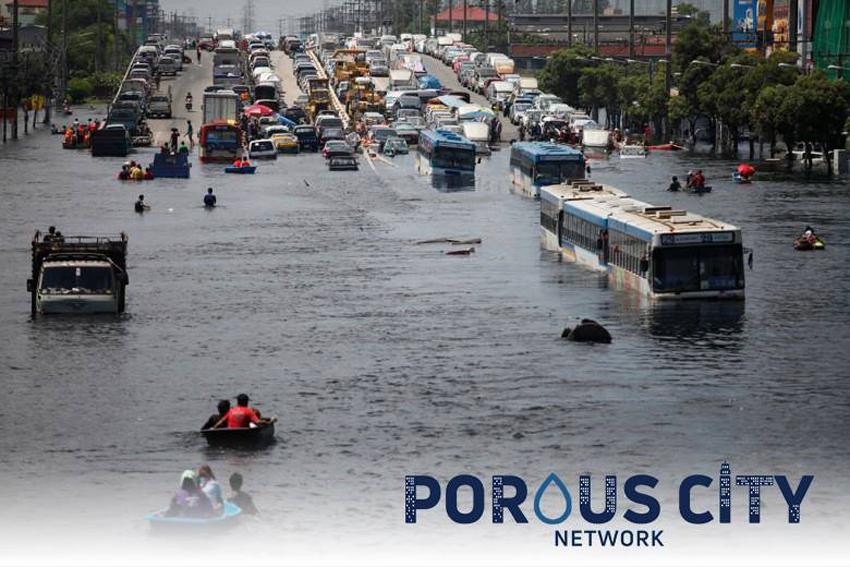 Porous City Network
