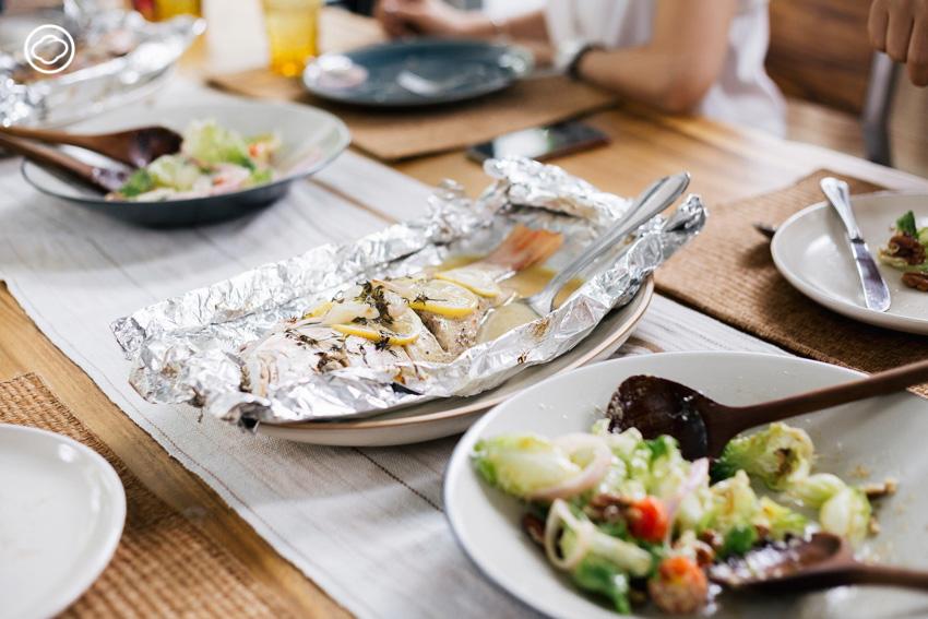 อันจะกินวิลล่า ร้านอาหารในบ้านสวยริมลำธารนอกเมืองเชียงใหม่ที่ต้อนรับแขกแค่วันละ 1 โต๊ะ