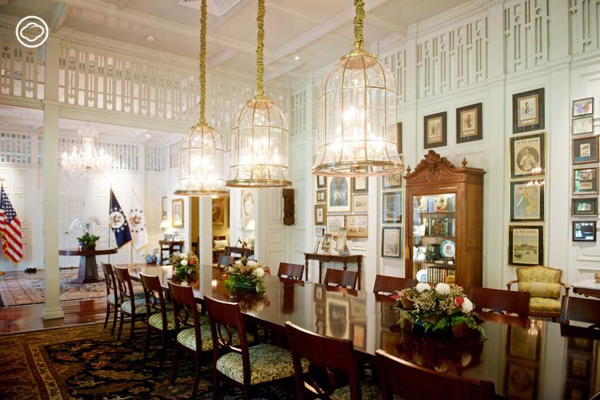 ขึ้นบ้านเก่า ฉลอง 70 ปี บ้านพักเอกอัครราชทูตสหรัฐอเมริกา