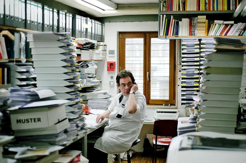 How to Make a Book With Steidl : ในโรงพิมพ์ของคนทำหนังสืออันดับต้นของโลก