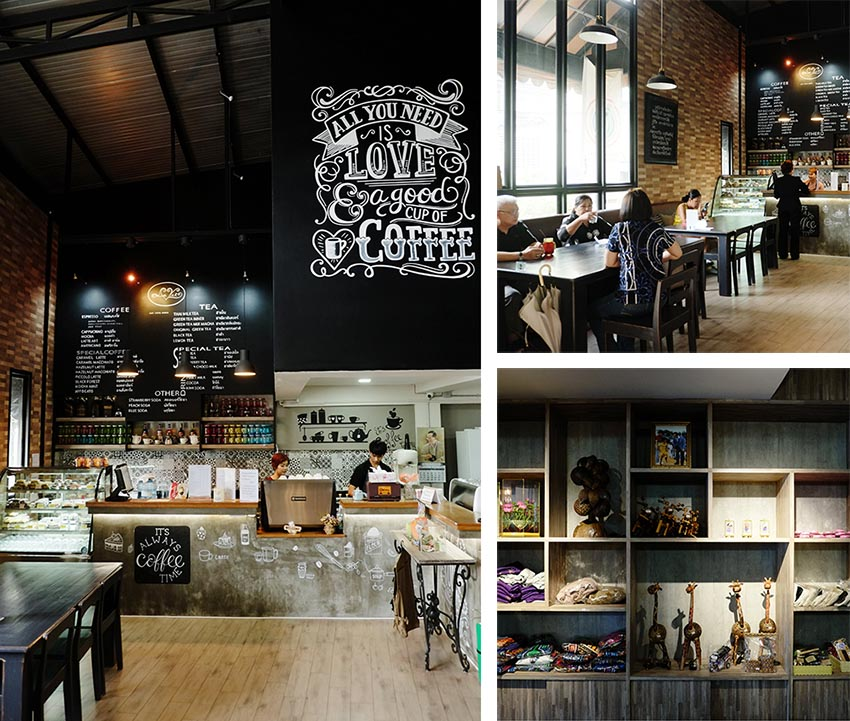 Yimsoo Cafe