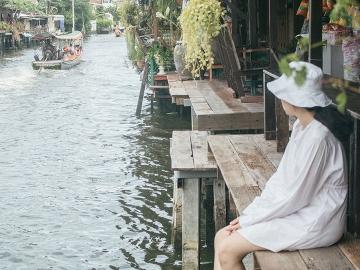 ลัดเลาะริมน้ำ ตามหา hidden place ในกรุงเทพฯ