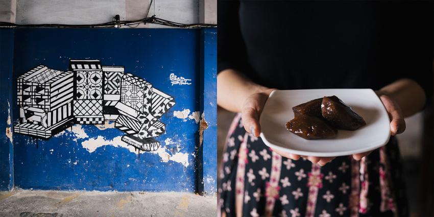ตามลายแทงอาหารที่ซ่อนอยู่ใน Street Art ภูเก็ต