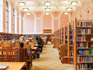 ห้องสมุดในฝัน