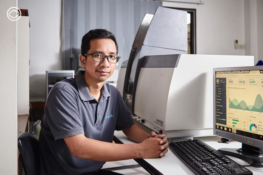 Stone Lab บริษัทที่ปฏิวัติอุตสาหกรรมด้วยมาตรวัดและเครื่องมือ
