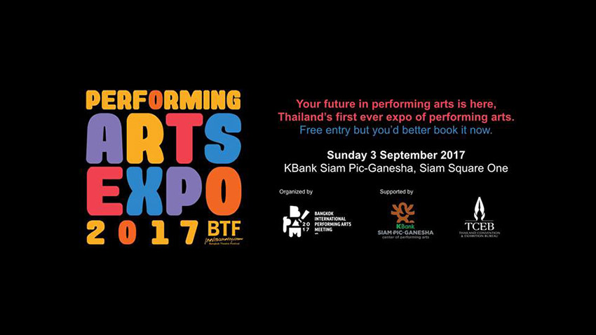 Performing Arts Expo by BTF