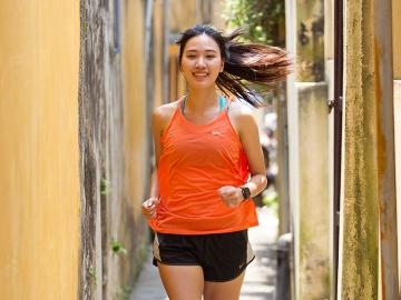 ตามนักวิ่งสาวไปสำรวจเส้นทางมาราธอนใจกลางเวียดนาม