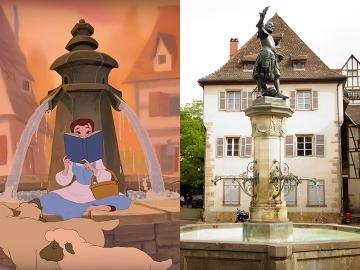 สานฝันคอการ์ตูนดิสนีย์และจิบลิไปเยือน Colmar เมืองเทพนิยายที่ซ่อนตัวอยู่ในฝรั่งเศส