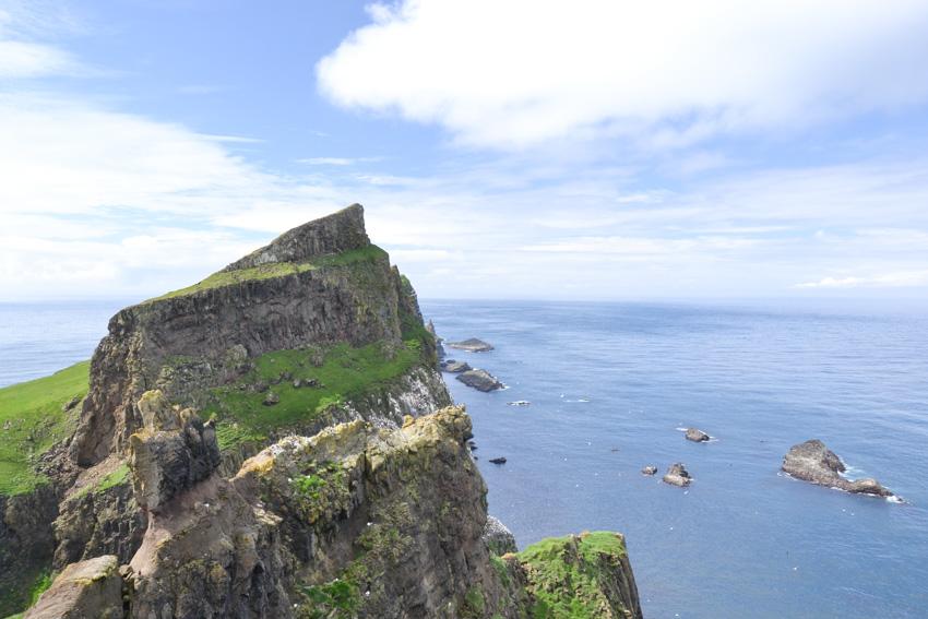 หมู่เกาะแฟโร, ธรรมชาติ