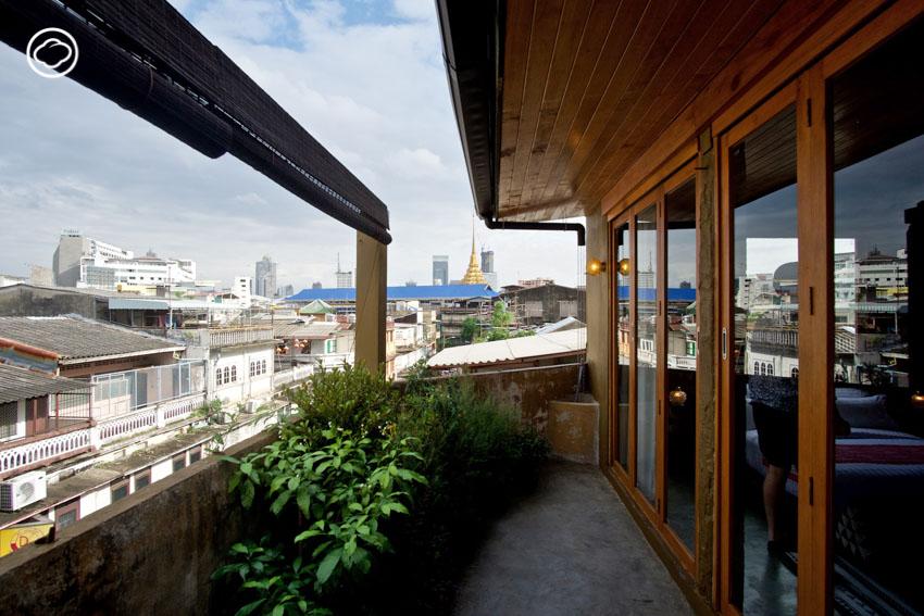 Ba hao : รีโนเวตตึกแถวด้วยวิธีจี๊นจีนเป็นร้านอาหารและที่พักจีนจีนร่วมสมัย