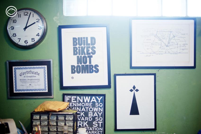 Handmade Bicycles