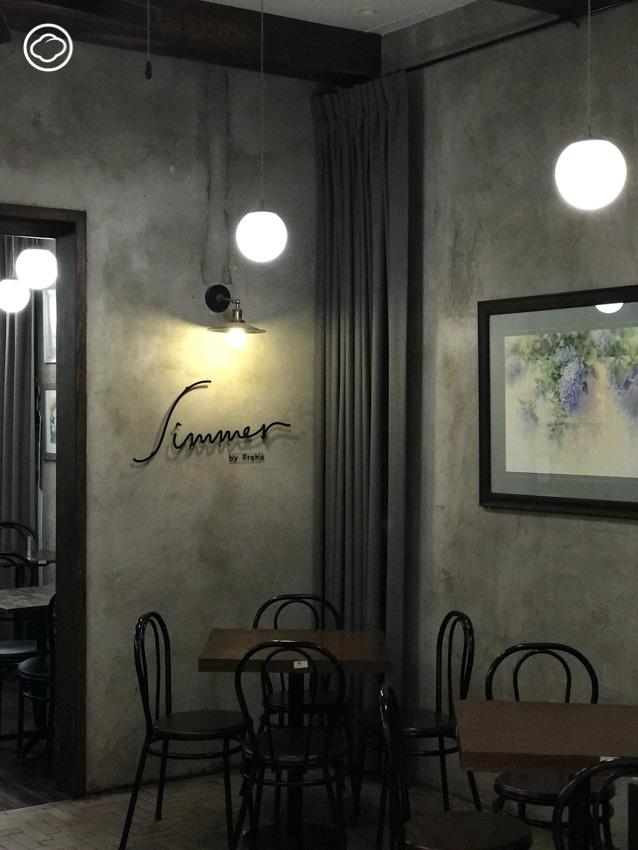 Simmer by Praha
