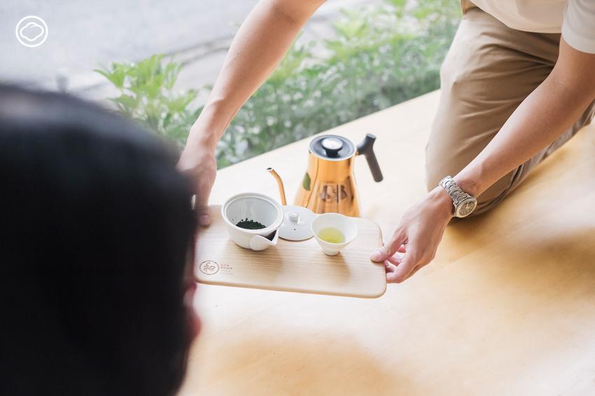 Gyokuro : หัดชงชาเขียวตามขนบญี่ปุ่นที่ได้ทั้งชาหอมกรุ่นและได้บำบัดใจไปพร้อมกัน