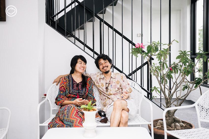 Dhamarchitects : คู่รักสถาปนิกที่ไม่ยอมสร้างโรงแรมเป็น 'ขยะอายุยืน'