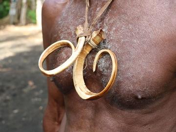 เคารพท่านหัวหน้าเผ่า เจ้าของเขี้ยวหมูป่าที่สวยที่สุดในโลกที่วานูอาตู
