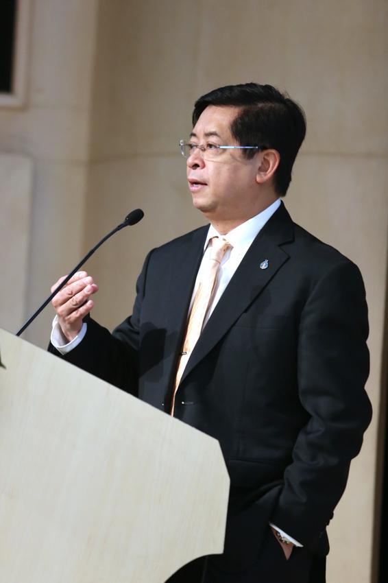 บทสนทนาและภารกิจการสร้างความภูมิใจให้ทีมไทย กับกัปตันทีม ปตท.