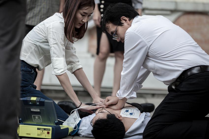 AED, หัวใจ, ช่วยชีวิต,