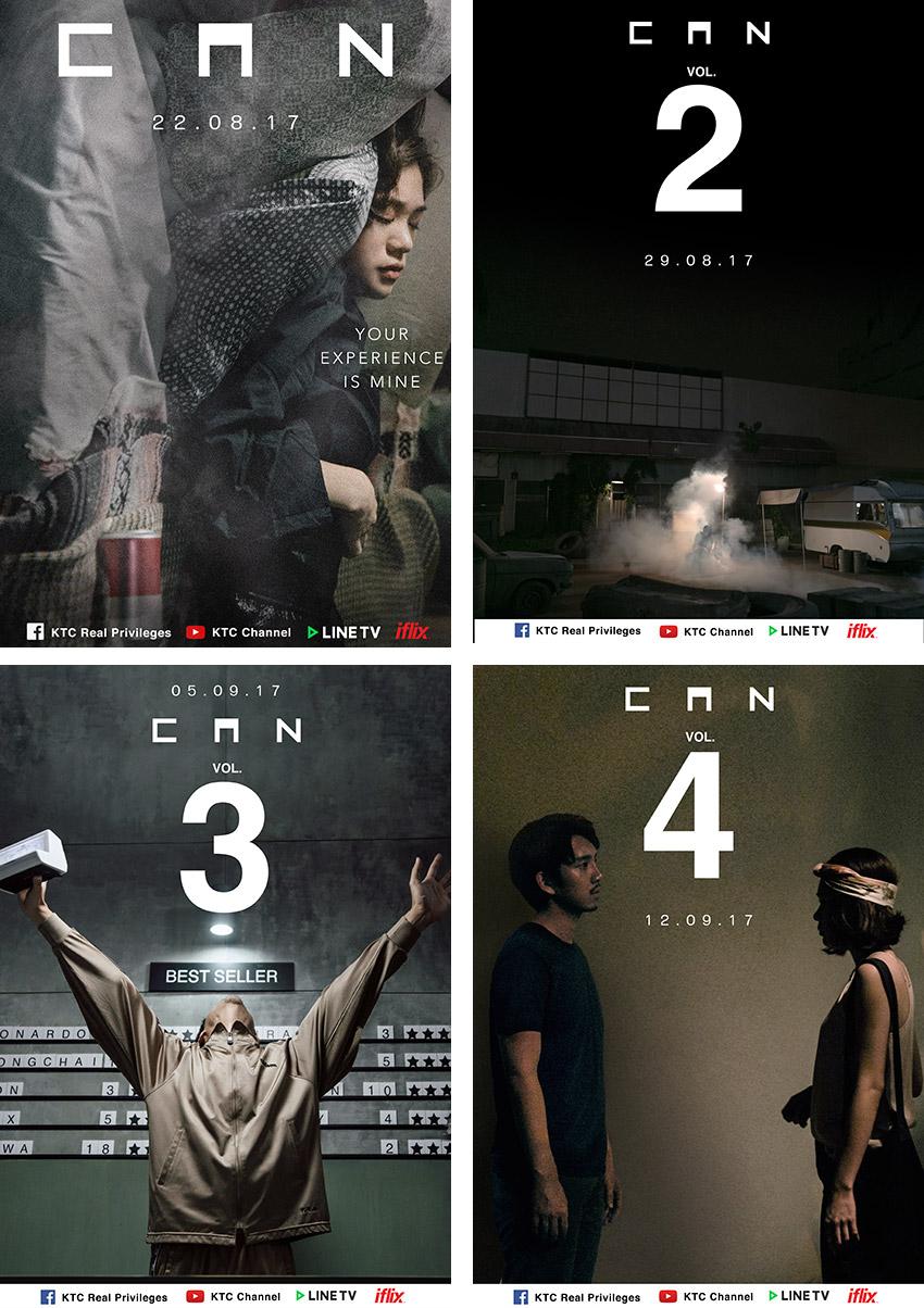 CAN The Series : การเล่าเรื่องแบรนด์ผ่านซีรีส์ไซไฟ
