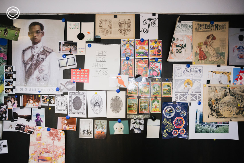 Pomme Chan นักวาดชาวไทยผู้ออกแบบโปสเตอร์งานออสการ์