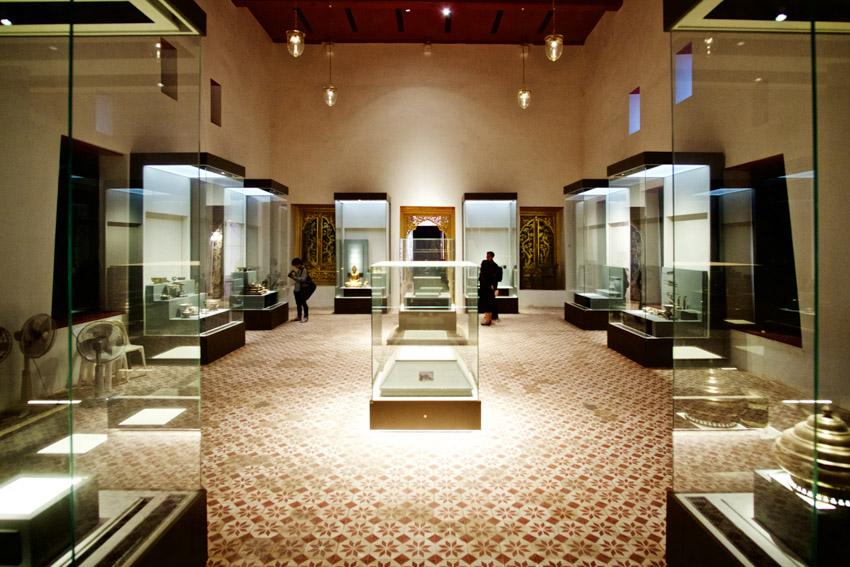 พิพิธภัณฑ์, พิพิธภัณฑสถานแห่งชาติ พระนคร, โฉมใหม่, กรุงเทพ,