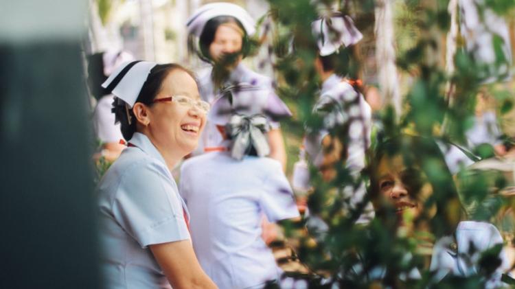 ขอพื้นที่สบายในโรงพยาบาล : โปรเจกต์เปลี่ยนโรงพยาบาลเป็นพื้นที่ที่ทุกคนอยู่แล้วสบาย
