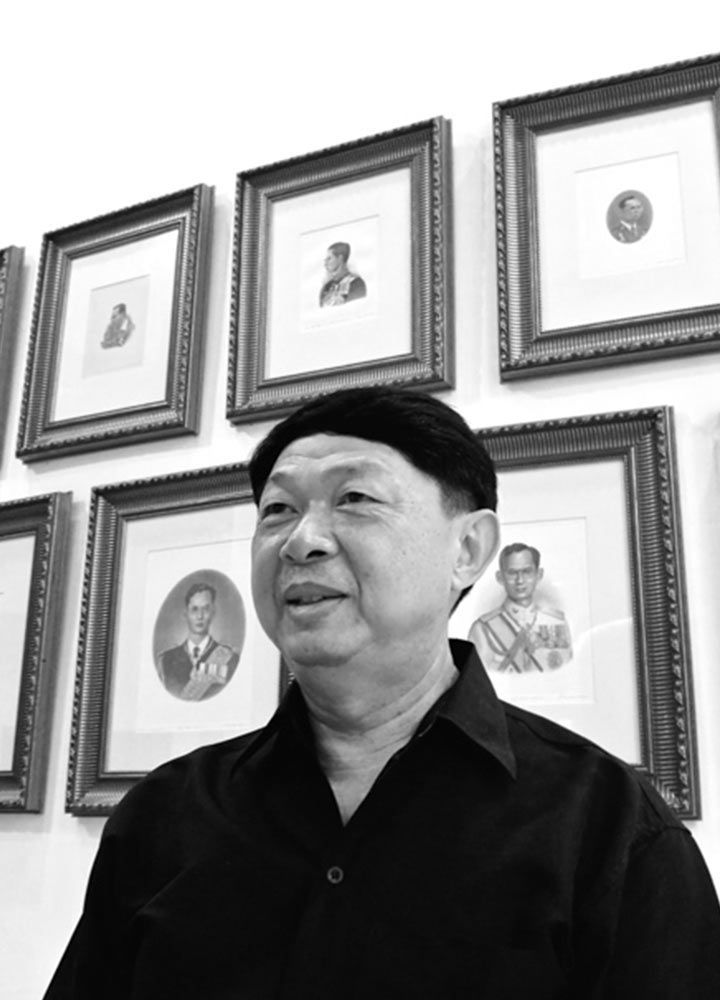 พินิตย์ พันธประวัติ ช่างฝีมือผู้แกะสลักพระบรมรูปในหลวงรัชกาลที่ 9 บนธนบัตรไทย