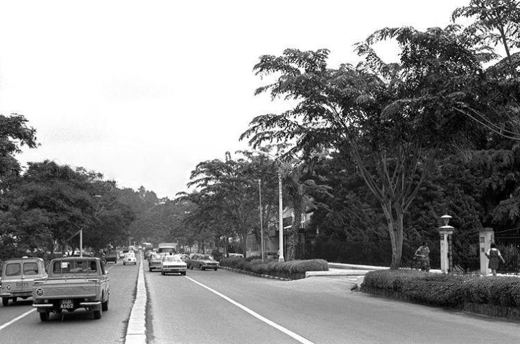 สถานเอกอัครราชทูตไทยบนพื้นที่สีเขียวผืนใหญ่ที่รัชกาลที่ 5 ทรงซื้อไว้กลางเมืองสิงคโปร์