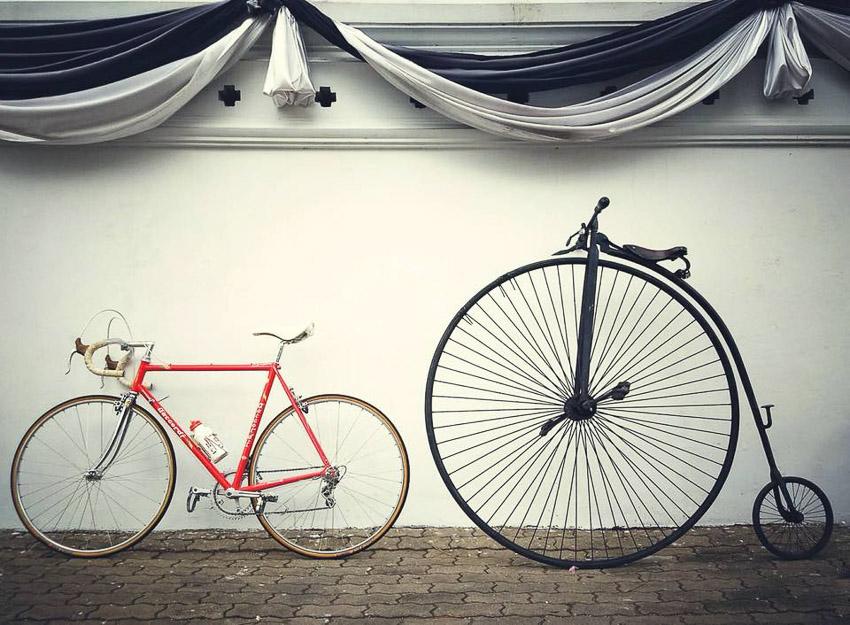 จักรยานวินเทจ
