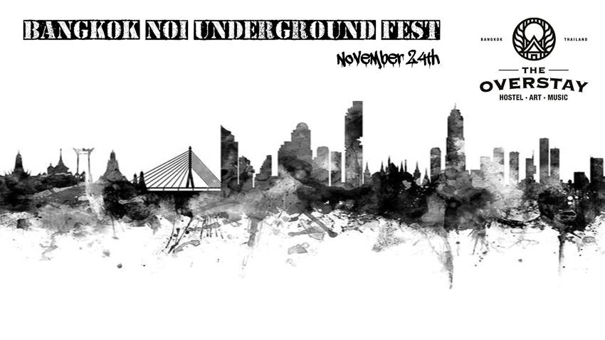 Bangkok Noi Underground Fest