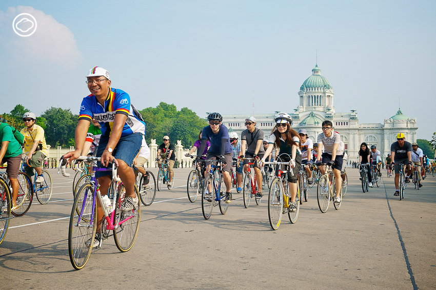 กลุ่มจักรยานวินเทจ