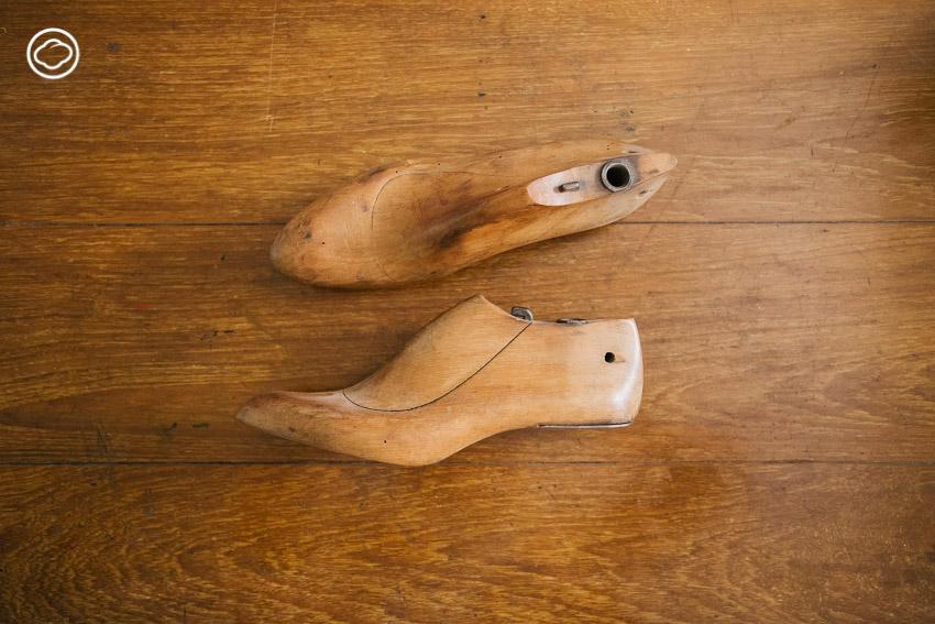 หุ่นรองเท้า