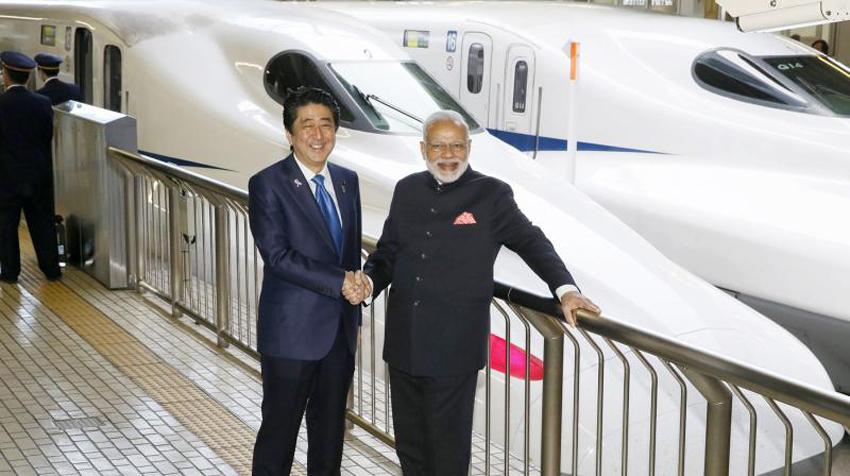 นายกญี่ปุ่น นายกอินเดีย