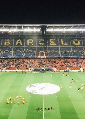บันทึกจาก Camp Nou ในวันที่เด็กไทยได้ไปตามฝันที่บาร์เซโลน่า