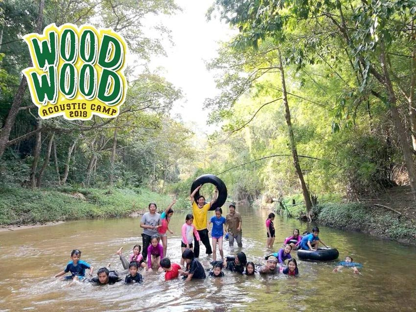 WoodWood Acoustic Camp