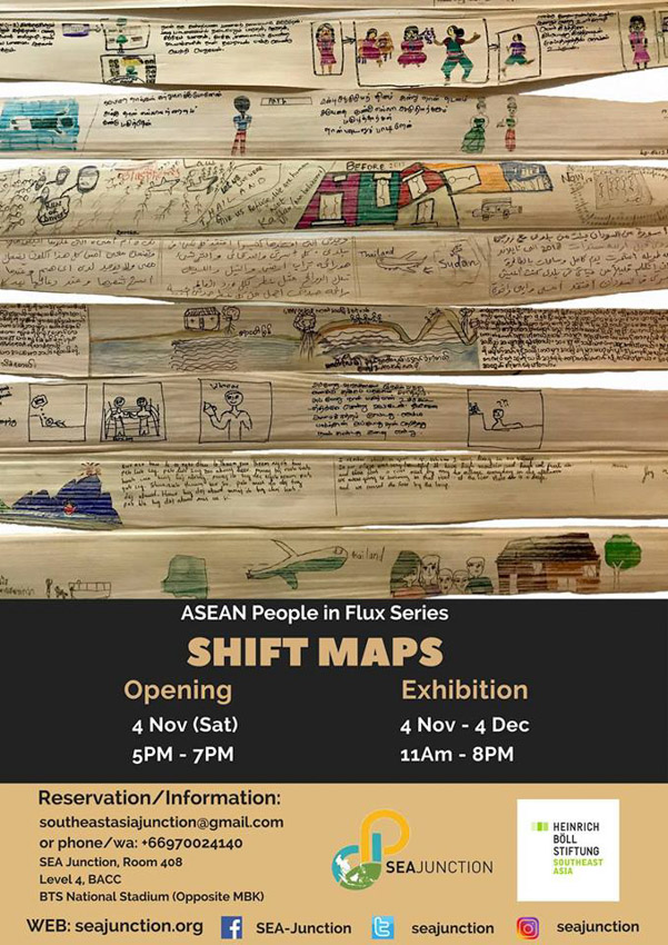 shift maps