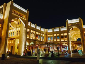 Souq Waqif ตลาดจตุจักรของประเทศกาตาร์ที่เปิดมากว่า 100 ปี