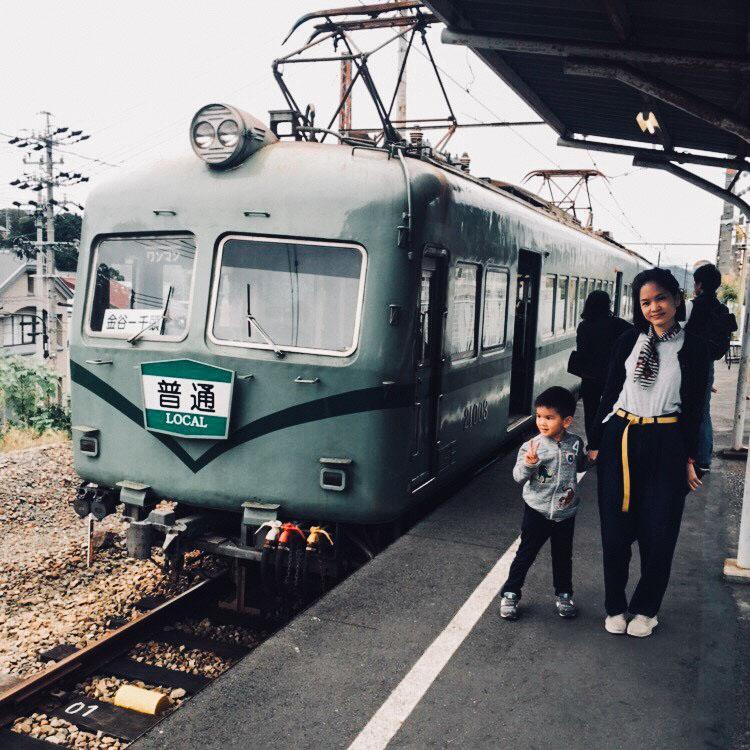รถไฟวินเทจสาย Oigawa
