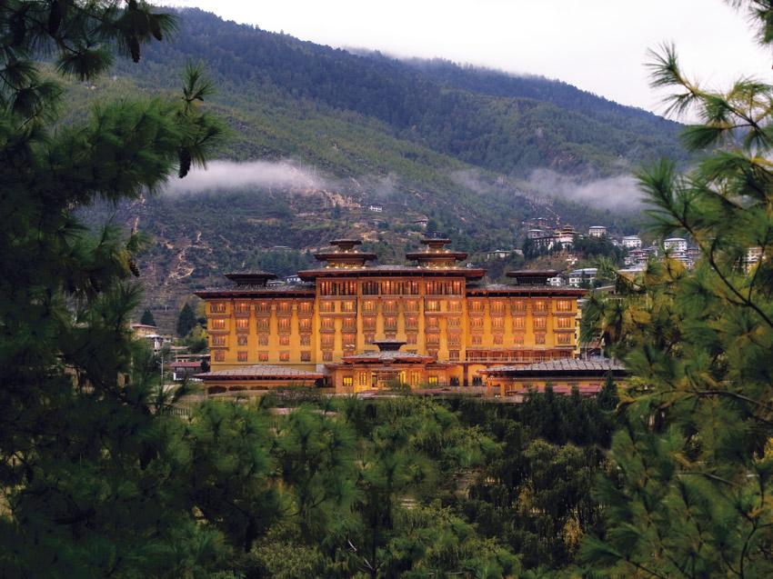 Taj Tashi, Thimpu