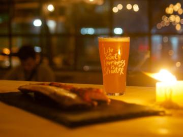 LET THE BOY DIE : จากตึกแถวเก่าสู่ชุมชนคนรักคราฟต์เบียร์