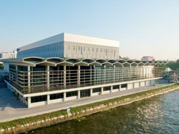 แบงก์ชาติเปิดโรงพิมพ์ธนบัตรเก่าให้กลายเป็นพื้นที่สาธารณะสุดสวยริมแม่น้ำ