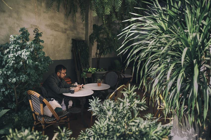 ร้านกาแฟ
