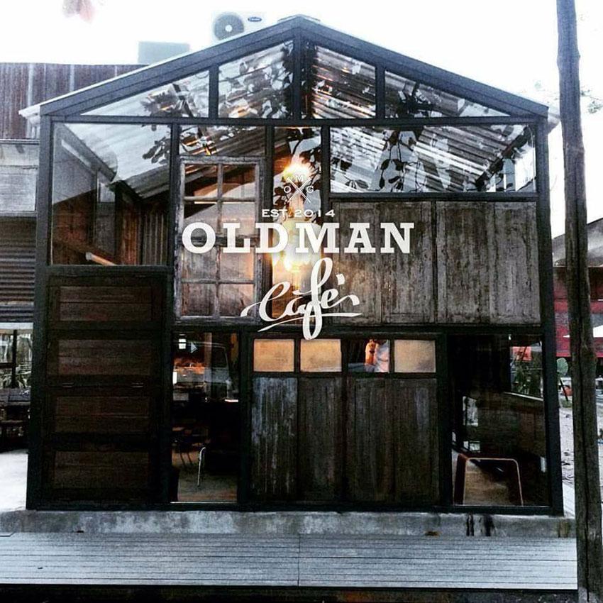 Oldman Cafe
