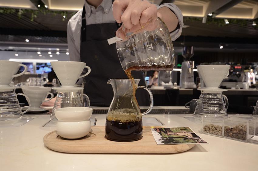 ชงกาแฟ