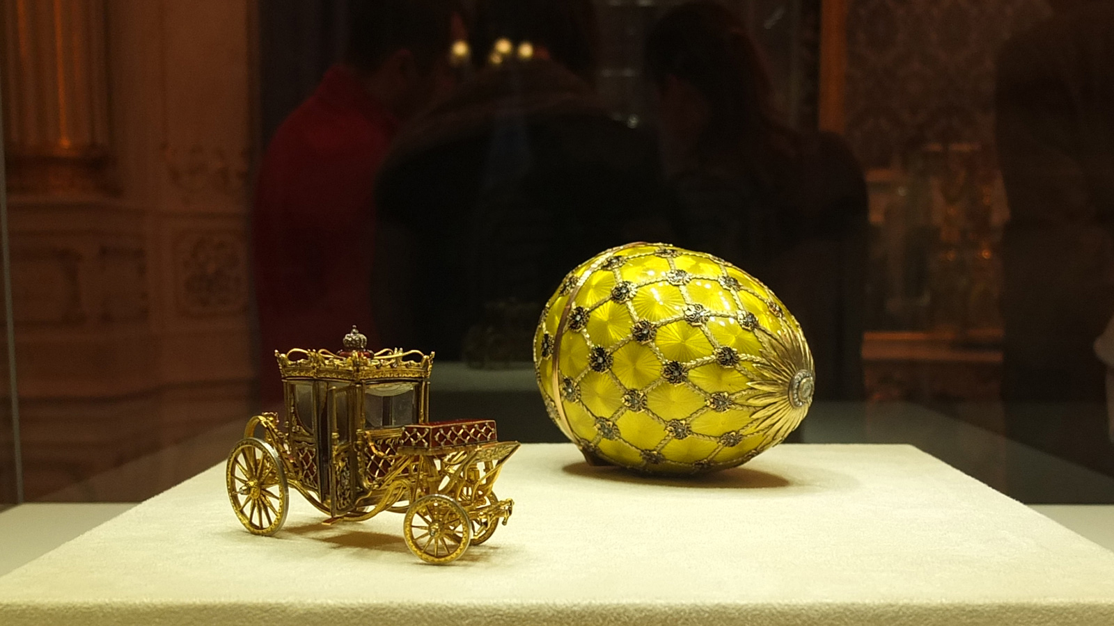 Fabergé Imperial Easter Eggs